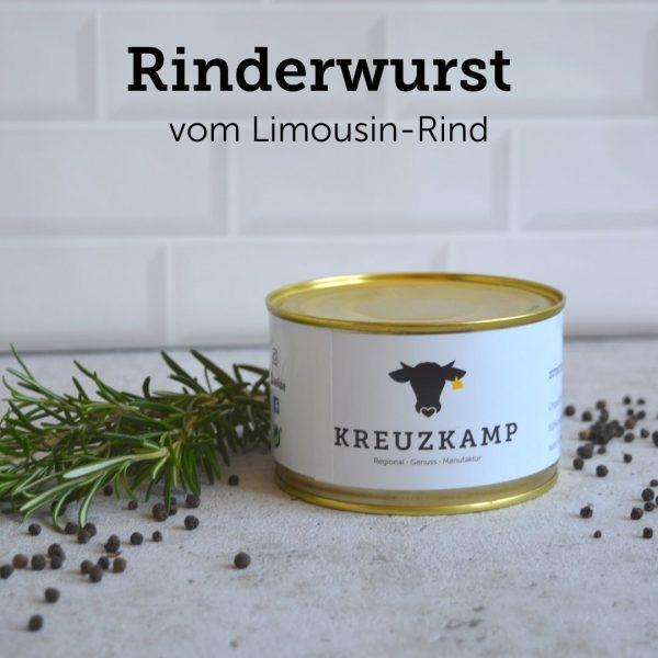 Rinderwurst